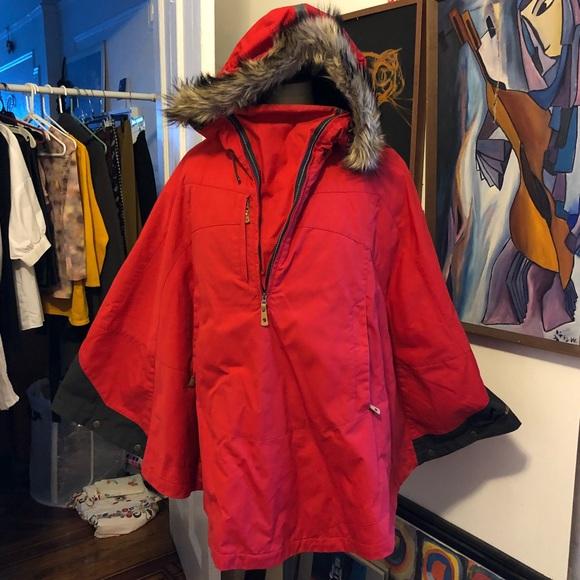 bis zu 60% sparen Mode Super Qualität Fjallraven Luhkka Cape - stylish and practical!